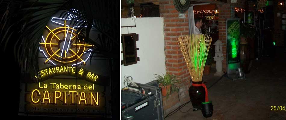 La Taberna del Capitán | Restaurante & Bar 14