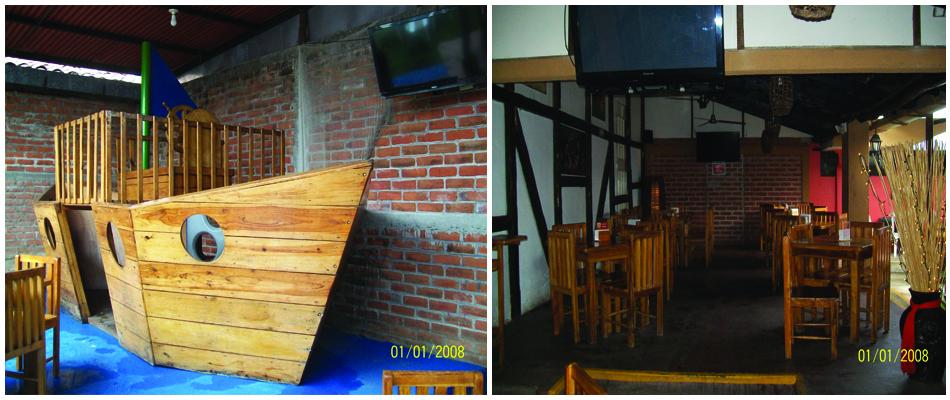 La Taberna del Capitán | Restaurante & Bar 11