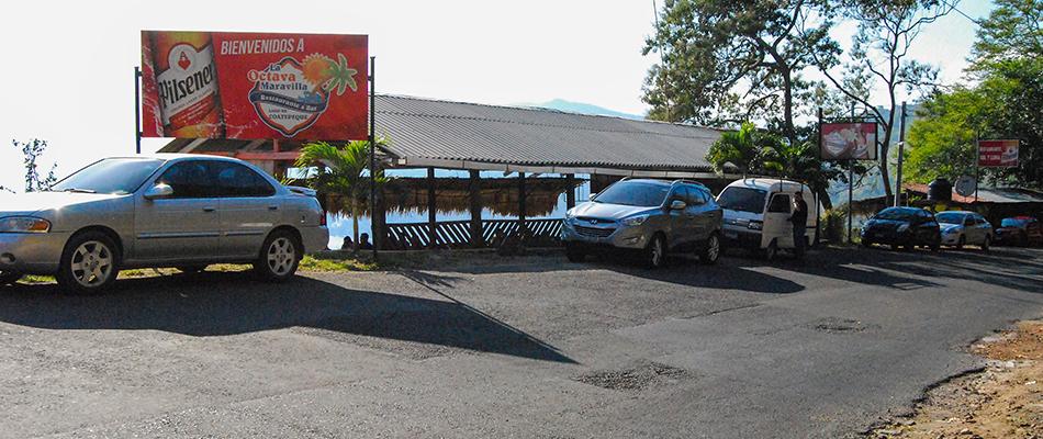 La Octava Maravilla | Restaurante y Bar en el Lago de Coatepeque 15