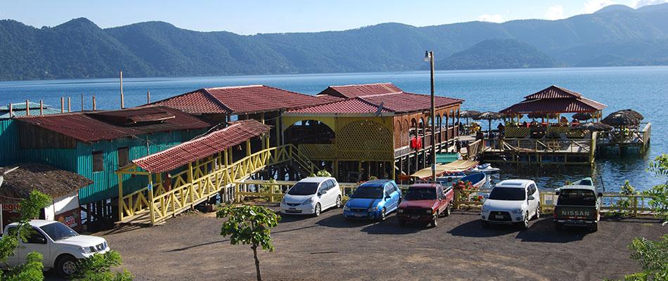 Rancho Alegre | Restaurante & Bar en el Lago de Coatepeque 06