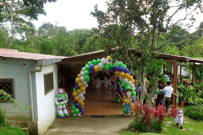 La Estancia de Malena | Centro de Eventos 16