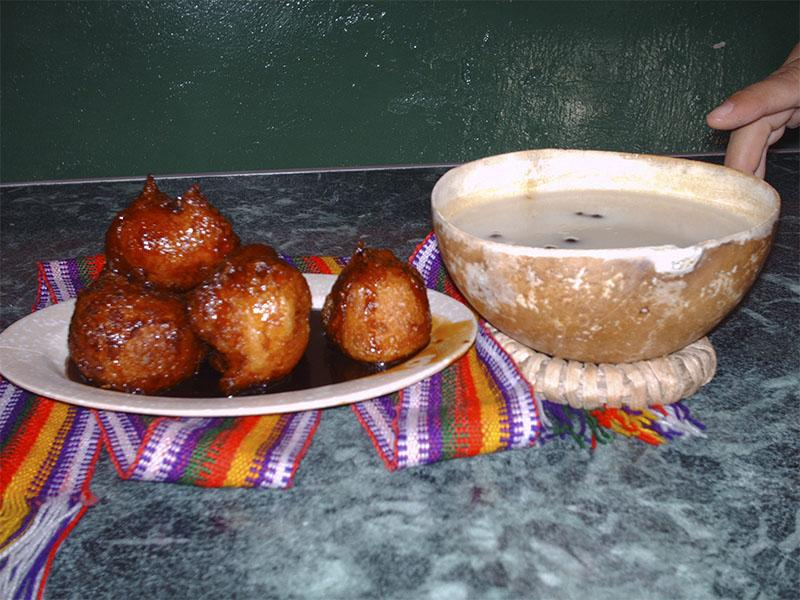 Comida Típica Salvadoreña | Chilatería Doña Sara 05