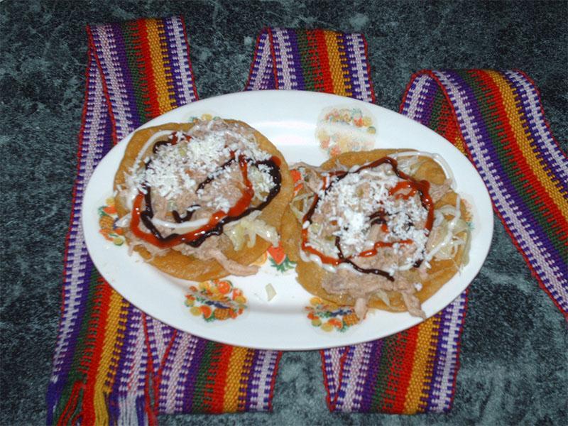 Comida Típica Salvadoreña | Chilatería Doña Sara 06