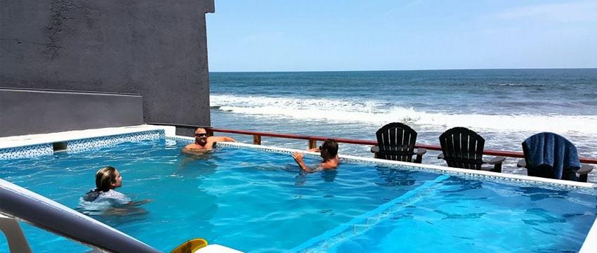 Hotel de Playa en La Libertad | AST Surf Hote 04