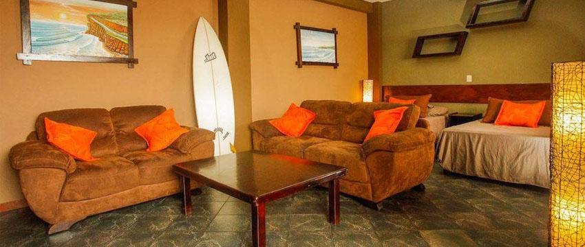 Hotel de Playa en La Libertad | AST Surf Hotel 06