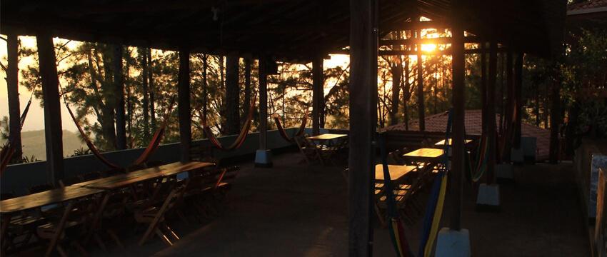 Cabañas y Mirador El Pericón en Morazán