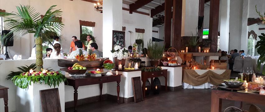 Cajamarca Eventos en San Salvador