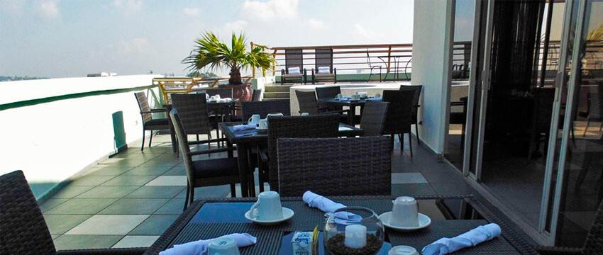 Hotel en San Salvador | Hotel Clarion Suites Las Palmas