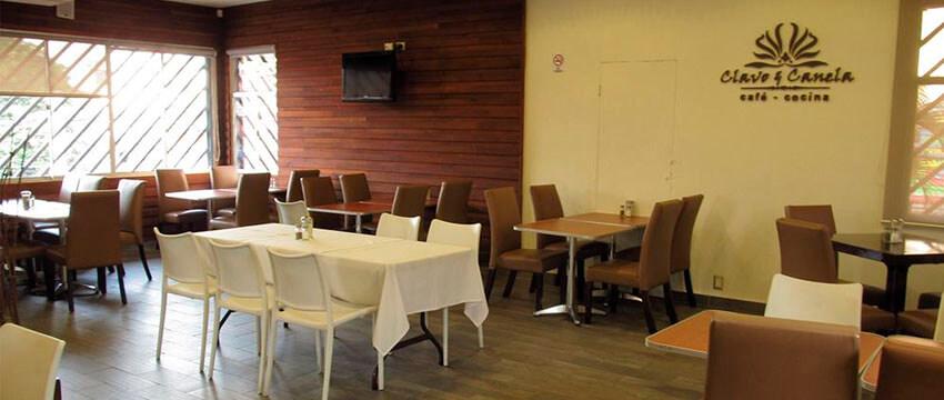Clavo y Canela Restaurante en San Salvador