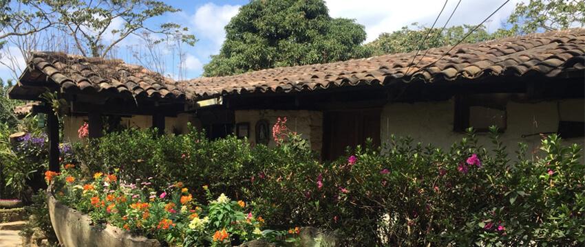 Ataco - Apaneca | Jardín de Celeste 08
