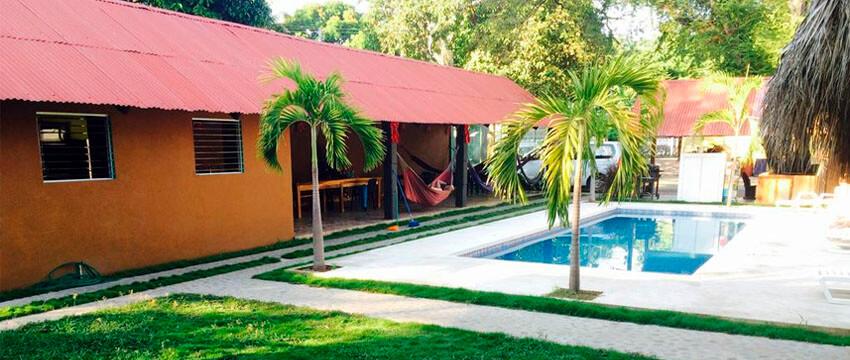 El Sunzalito Hotel | Hotel en La Libertad