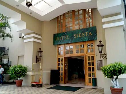 hotel siesta y casino el salvador