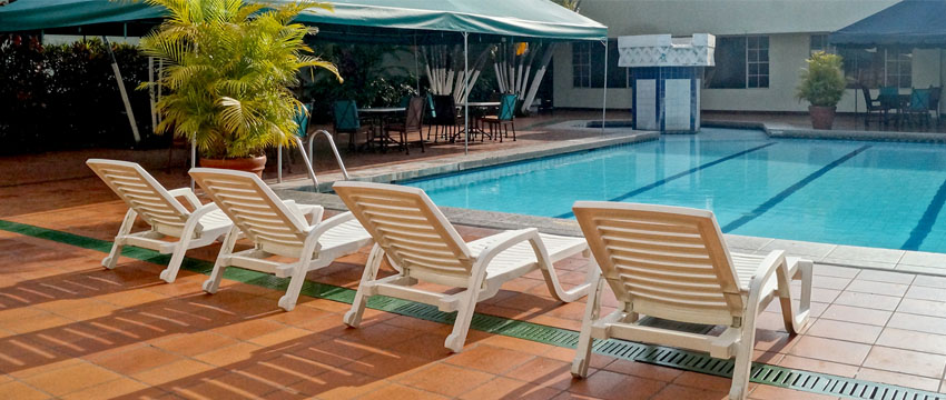 Hotel y Casino Siesta, Hotel en San Salvador
