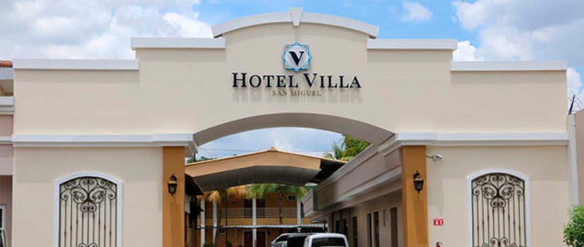 Hotel Villa San Miguel, El Salvador C.A.