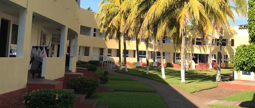 Hotel de Playa Pacific Paradise