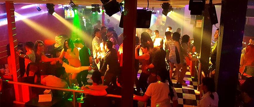 Rumbas Discotec Bar karaoke