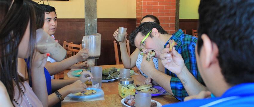 Comida Típica Salvadoreña | Típicos Margoth 05