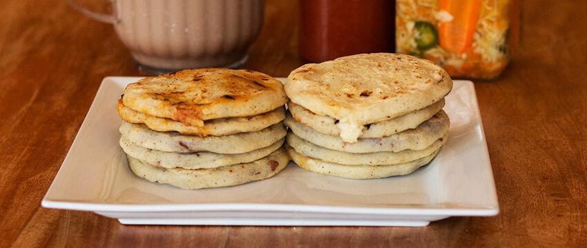 Comida Típica Salvadoreña | Típicos Margoth 07