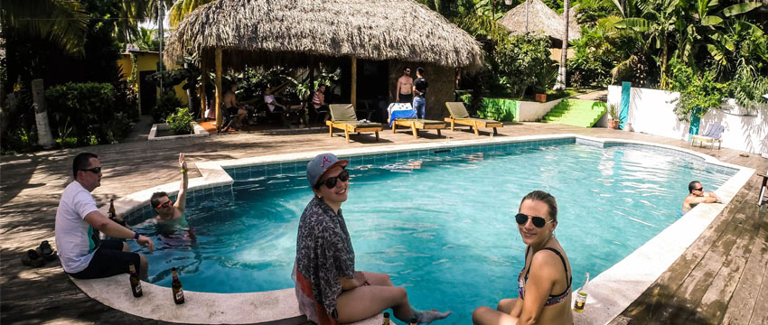 Hotel de playa | Tunco Lodge 05