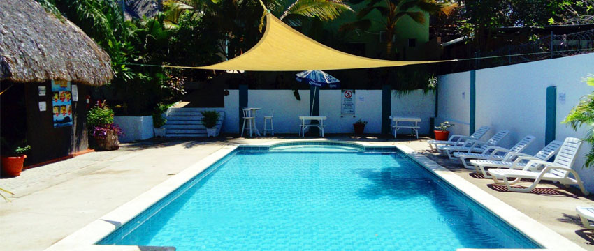 Hotel de playa | Tunco Lodge 10