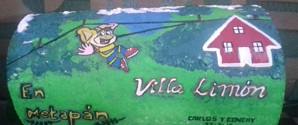 Hostal Villa el Limón | Campamento en Metapán, Santa Ana 02