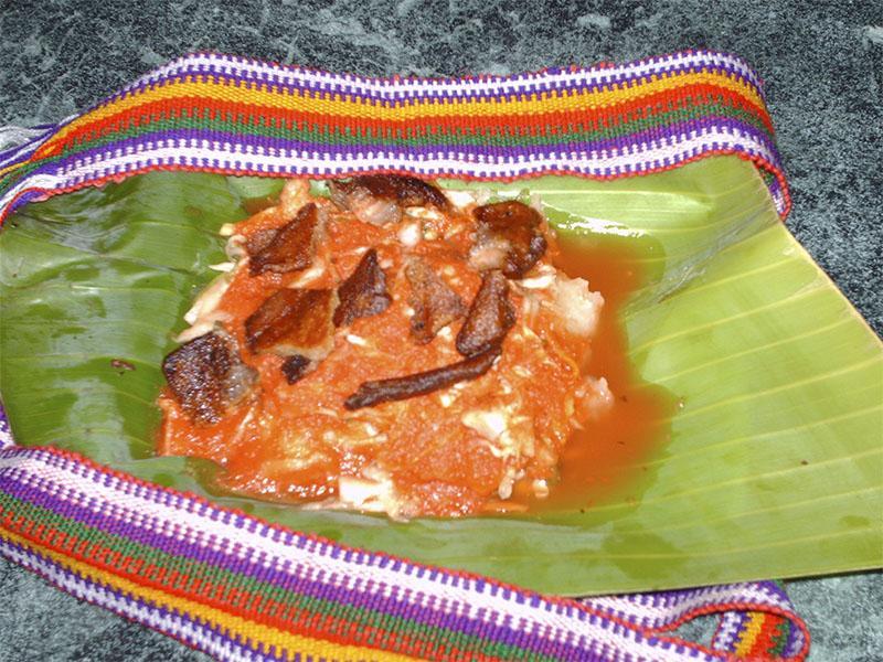 Comida Típica Salvadoreña | Chilatería Doña Sara 01