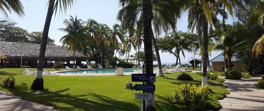 Atami Escape Resort - Hotel de Playa en La Libertad 09