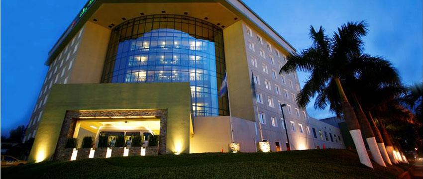 Holiday Inn Hotel en San Salvador