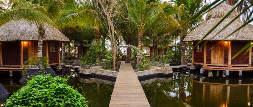 Mandala Eco Villas, Santuario de vida en La Libertad