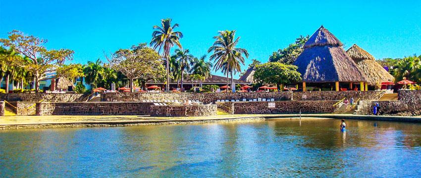 Hotel Royal Decameron, Hotel de playa en El Salvador