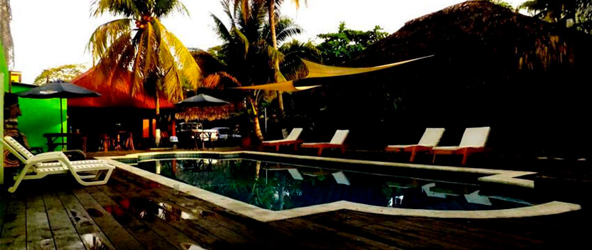 Hotel de playa | Tunco Lodge 08